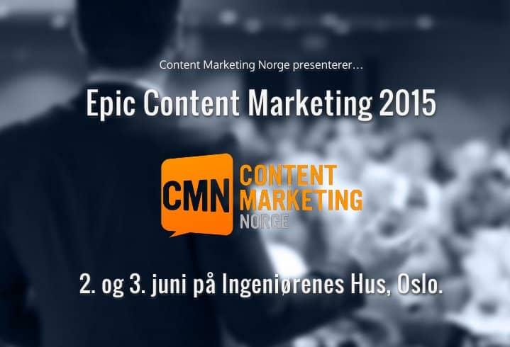 Dette er Content Marketing Norge