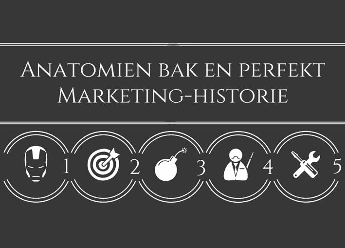 Slik lager du en perfekt markedsføringshistorie