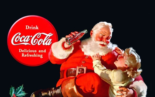 Classic-Coke-Santa