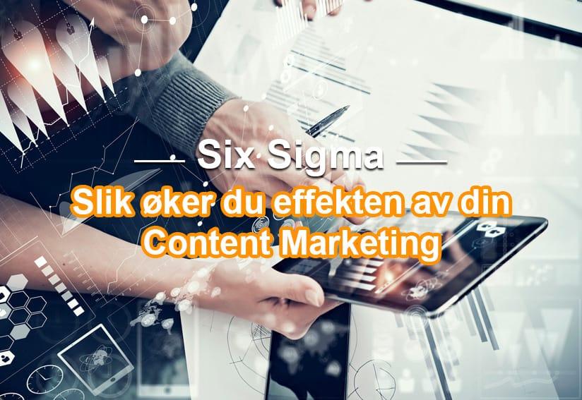 Hvordan øke effekten av din Content Marketing
