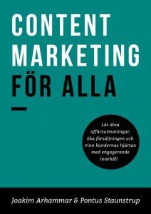 Content Marketing for alla
